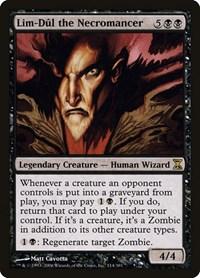 Lim-Dul the Necromancer, Magic, Time Spiral