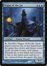 Magus of the Jar, Magic: The Gathering, Time Spiral