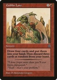 Goblin Lore, Magic: The Gathering, Portal Second Age