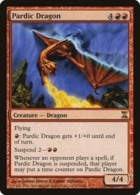 Pardic Dragon, Magic: The Gathering, Time Spiral