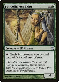 Pendelhaven Elder, Magic: The Gathering, Time Spiral