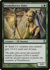 Pendelhaven Elder, Magic, Time Spiral