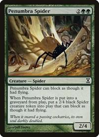Penumbra Spider, Magic: The Gathering, Time Spiral