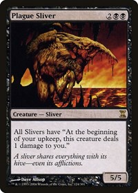 Plague Sliver, Magic, Time Spiral