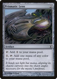 Prismatic Lens, Magic: The Gathering, Time Spiral