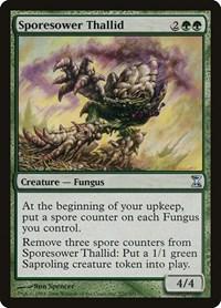 Sporesower Thallid, Magic: The Gathering, Time Spiral