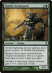 Thallid Germinator, Magic: The Gathering, Time Spiral