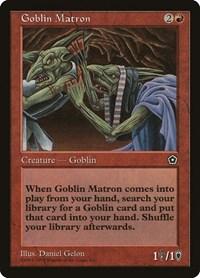 Goblin Matron, Magic: The Gathering, Portal Second Age