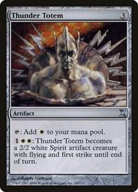 Thunder Totem, Magic, Time Spiral