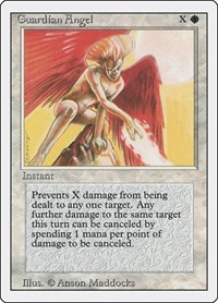 Guardian Angel, Magic: The Gathering, Revised Edition