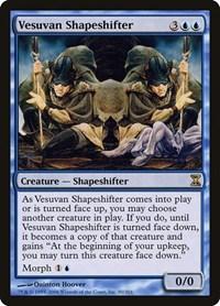 Vesuvan Shapeshifter, Magic: The Gathering, Time Spiral