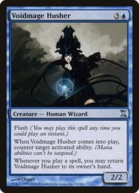 Voidmage Husher, Magic: The Gathering, Time Spiral