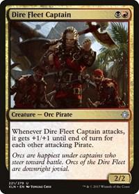 Dire Fleet Captain, Magic: The Gathering, Ixalan