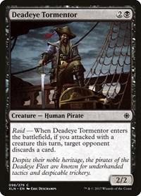 Deadeye Tormentor, Magic: The Gathering, Ixalan