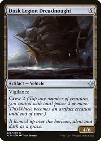 Dusk Legion Dreadnought, Magic: The Gathering, Ixalan