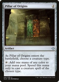 Pillar of Origins, Magic, Ixalan
