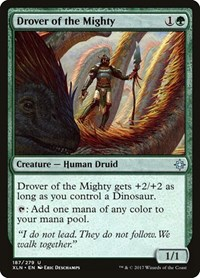 Drover of the Mighty, Magic: The Gathering, Ixalan