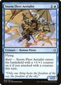 Storm Fleet Aerialist, Magic, Ixalan