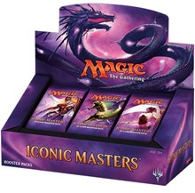 Iconic Masters - Booster Box, Magic: The Gathering, Iconic Masters
