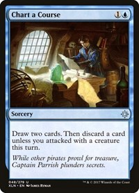 Chart a Course, Magic: The Gathering, Ixalan