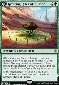 Growing Rites of Itlimoc, Magic, Ixalan
