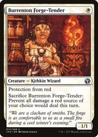 Burrenton Forge-Tender, Magic: The Gathering, Iconic Masters