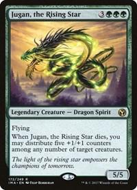 Jugan, the Rising Star, Magic: The Gathering, Iconic Masters