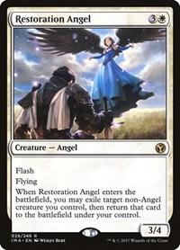 Restoration Angel, Magic: The Gathering, Iconic Masters
