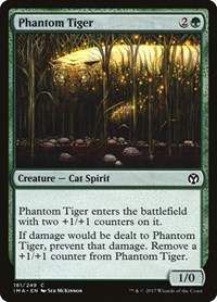 Phantom Tiger, Magic, Iconic Masters