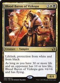 Blood Baron of Vizkopa, Magic, Iconic Masters
