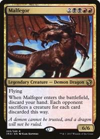 Malfegor, Magic: The Gathering, Iconic Masters