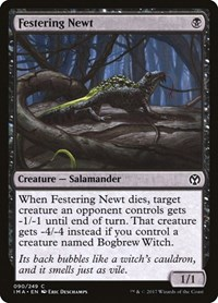 Festering Newt, Magic: The Gathering, Iconic Masters