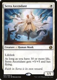 Serra Ascendant, Magic: The Gathering, Iconic Masters