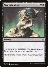 Wrench Mind, Magic: The Gathering, Iconic Masters