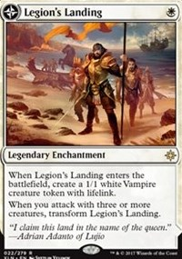 Legion's Landing, Magic, Ixalan