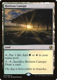 Horizon Canopy, Magic: The Gathering, Iconic Masters