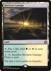 Horizon Canopy, Magic, Iconic Masters