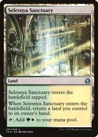 Selesnya Sanctuary, Magic: The Gathering, Iconic Masters