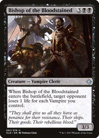 Bishop of the Bloodstained, Magic: The Gathering, Ixalan
