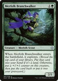Merfolk Branchwalker, Magic: The Gathering, Ixalan