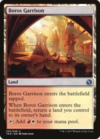 Boros Garrison, Magic: The Gathering, Iconic Masters