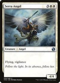 Serra Angel, Magic: The Gathering, Iconic Masters