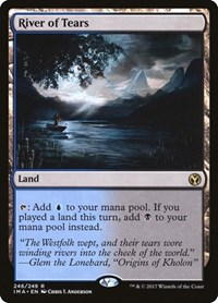 River of Tears, Magic: The Gathering, Iconic Masters