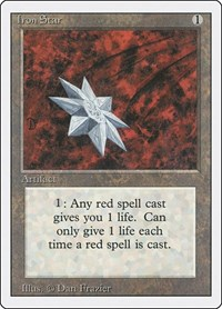Iron Star, Magic: The Gathering, Revised Edition