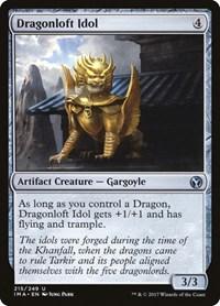 Dragonloft Idol, Magic, Iconic Masters