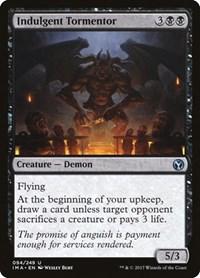 Indulgent Tormentor, Magic: The Gathering, Iconic Masters