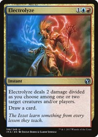 Electrolyze, Magic, Iconic Masters