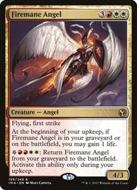 Firemane Angel, Magic: The Gathering, Iconic Masters