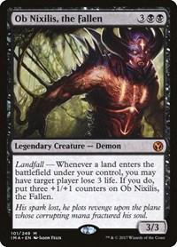 Ob Nixilis, the Fallen, Magic: The Gathering, Iconic Masters