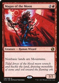 Magus of the Moon, Magic: The Gathering, Iconic Masters